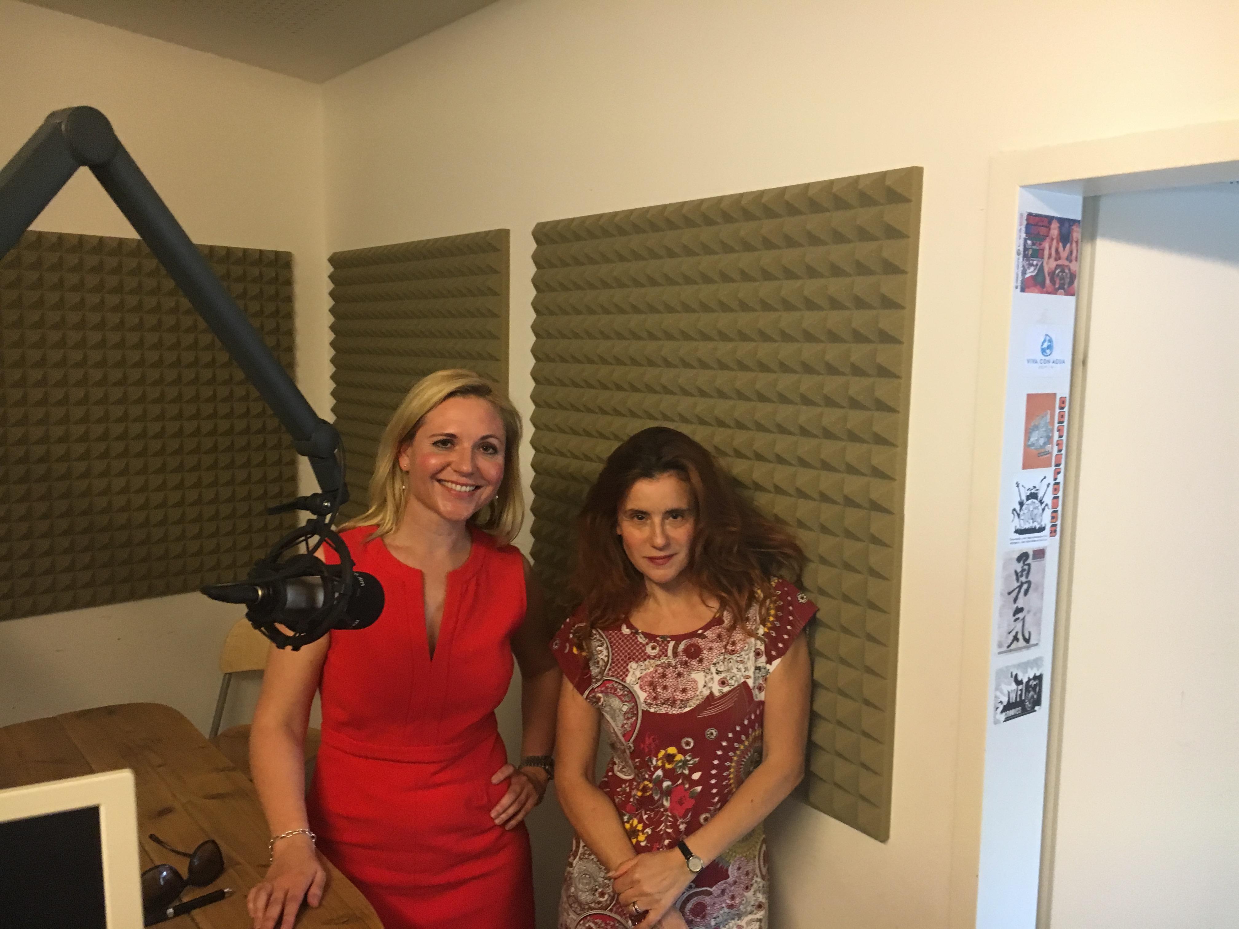 Presse: Sandra Pabst zu Gast bei Radio multicult.fm