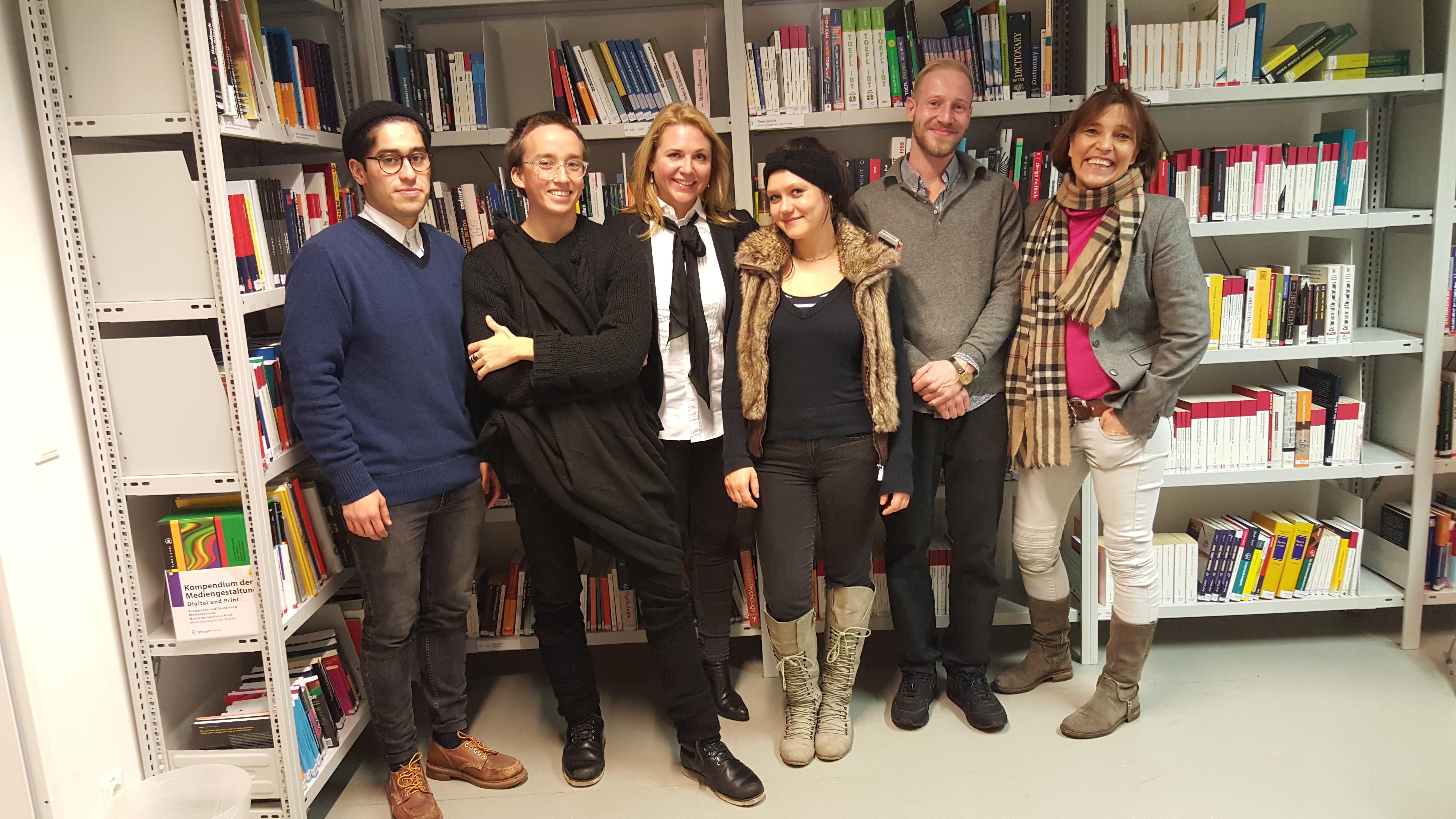 Cooperation with Macromedia University
