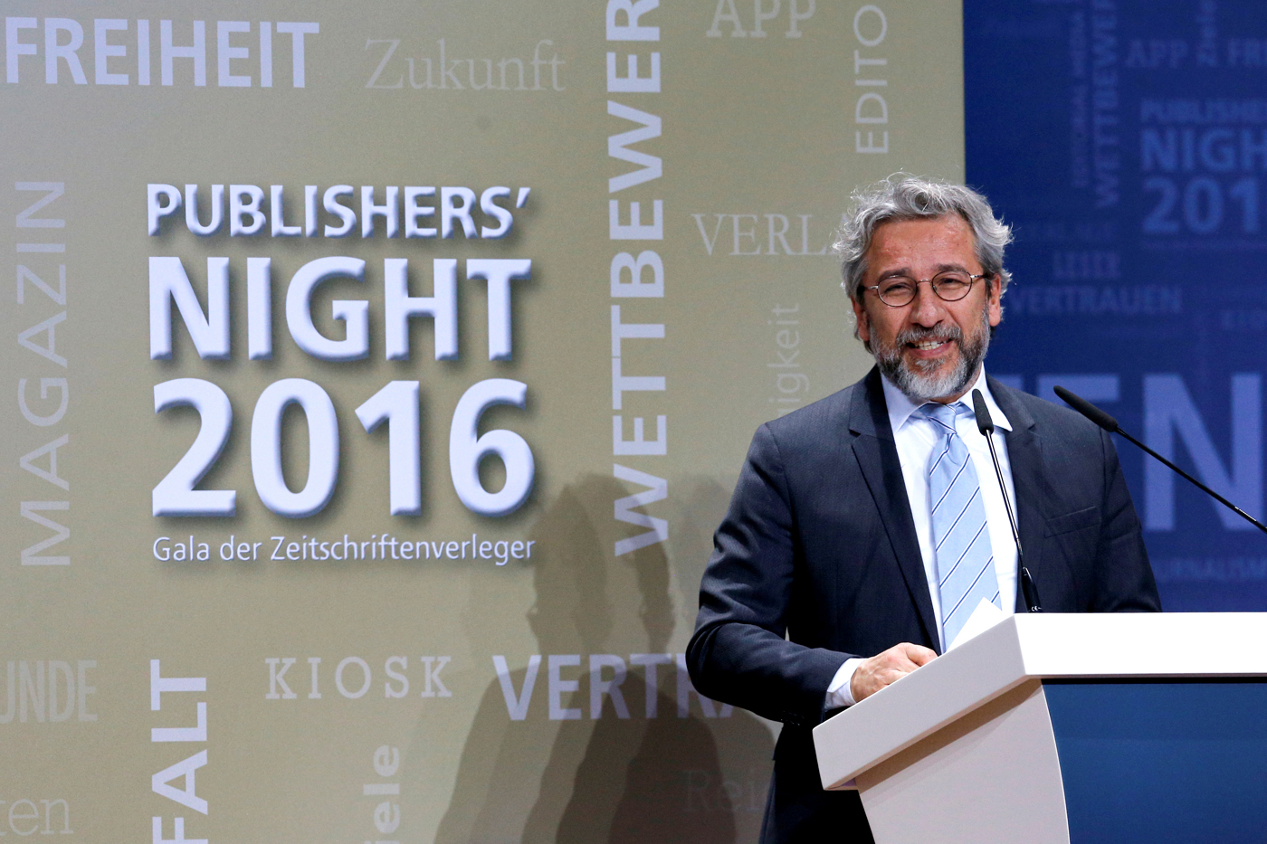 Event: VDZ Publishers' Night 2016